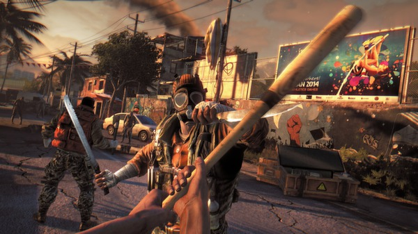 Dying Light: The Following  Enhanced Edition Steam RU
