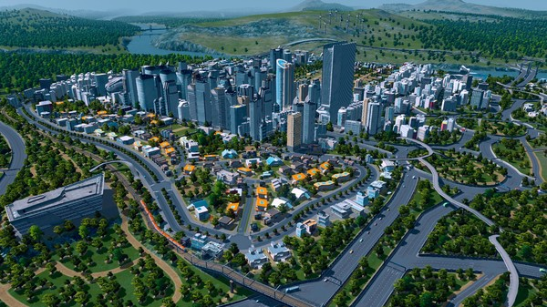 Cities: Skylines Deluxe Edition (Steam Gift RU+CIS**)