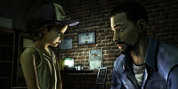 The Walking Dead (Steam gift-Region free)+ПОДАРОК