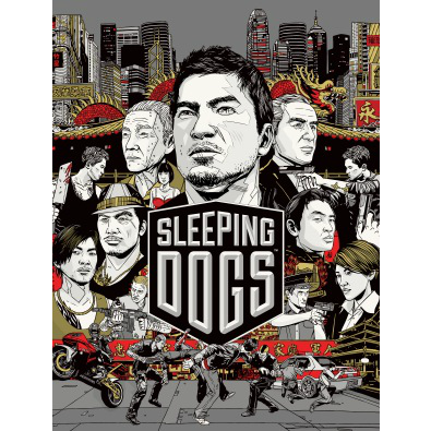 Sleeping Dogs (Steam Gift - Region Free )