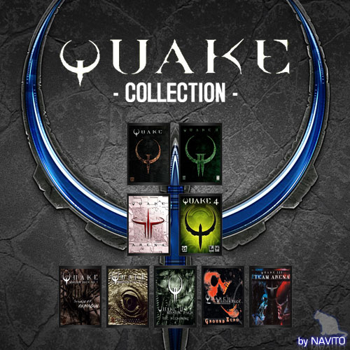 QUAKE Collection ( Steam Gift - Region Free )+ПОДАРОК