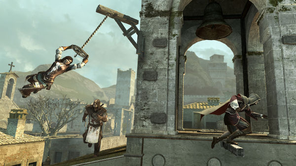 Assassins Creed Brotherhood (Steam Gift  Region Free)