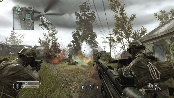 Call of Duty 4: Modern Warfare (Steam Gift Region Free)