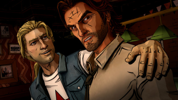 The Wolf Among Us (Steam Gift  REGION FREE)