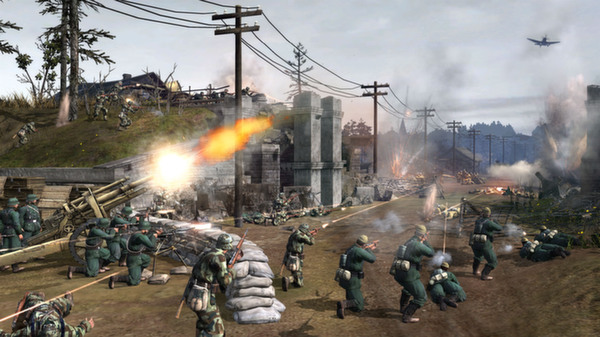 COMPANY OF HEROES 2 ROW(Steam Gift  Region Free)