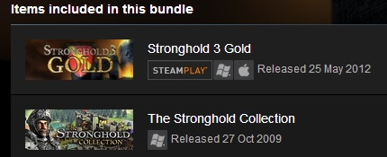 Stronghold Complete Pack(Steam Gift  Region Free)