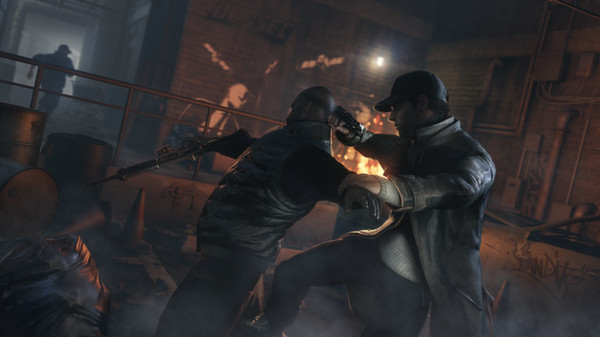 Watch Dogs Deluxe Steam Gift Region Free/ROW