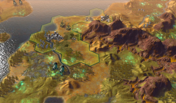 Civilization® Beyond Earth™ Steam Gift RU+CIS