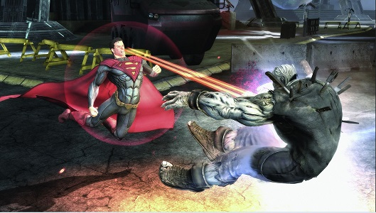 Injustice Gods Among Us Ultimate E Steam gift RU+CIS