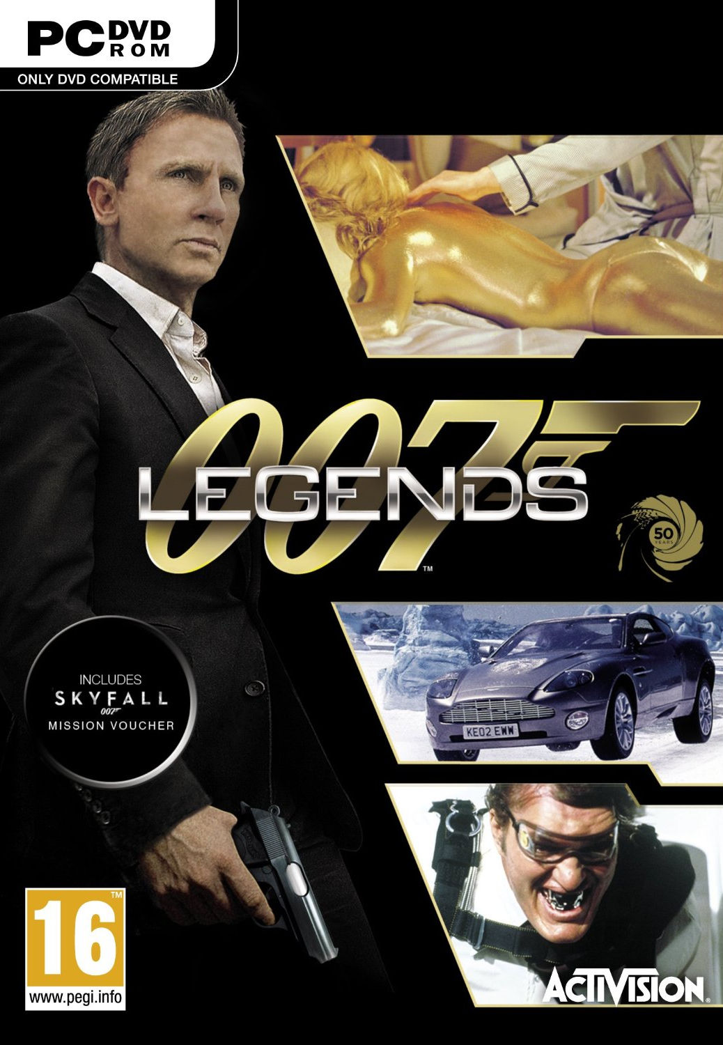 007 Legends (Steam) RU/CIS