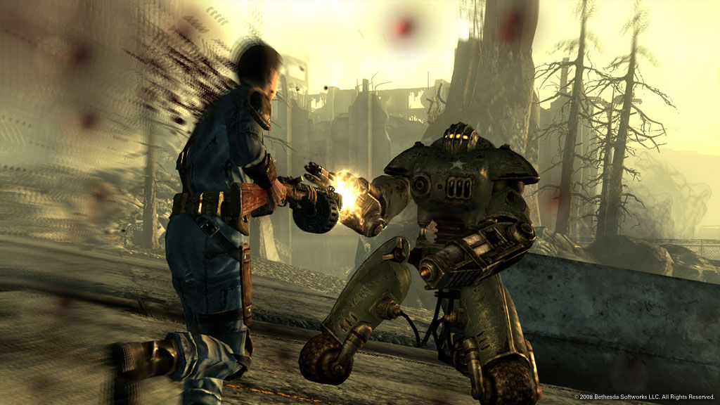 Fallout 3 (Steam) RU/CIS