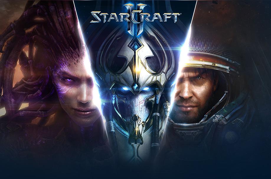 Комплект StarCraft 2 WoL + HotS + LotV (Battle.net) RUS