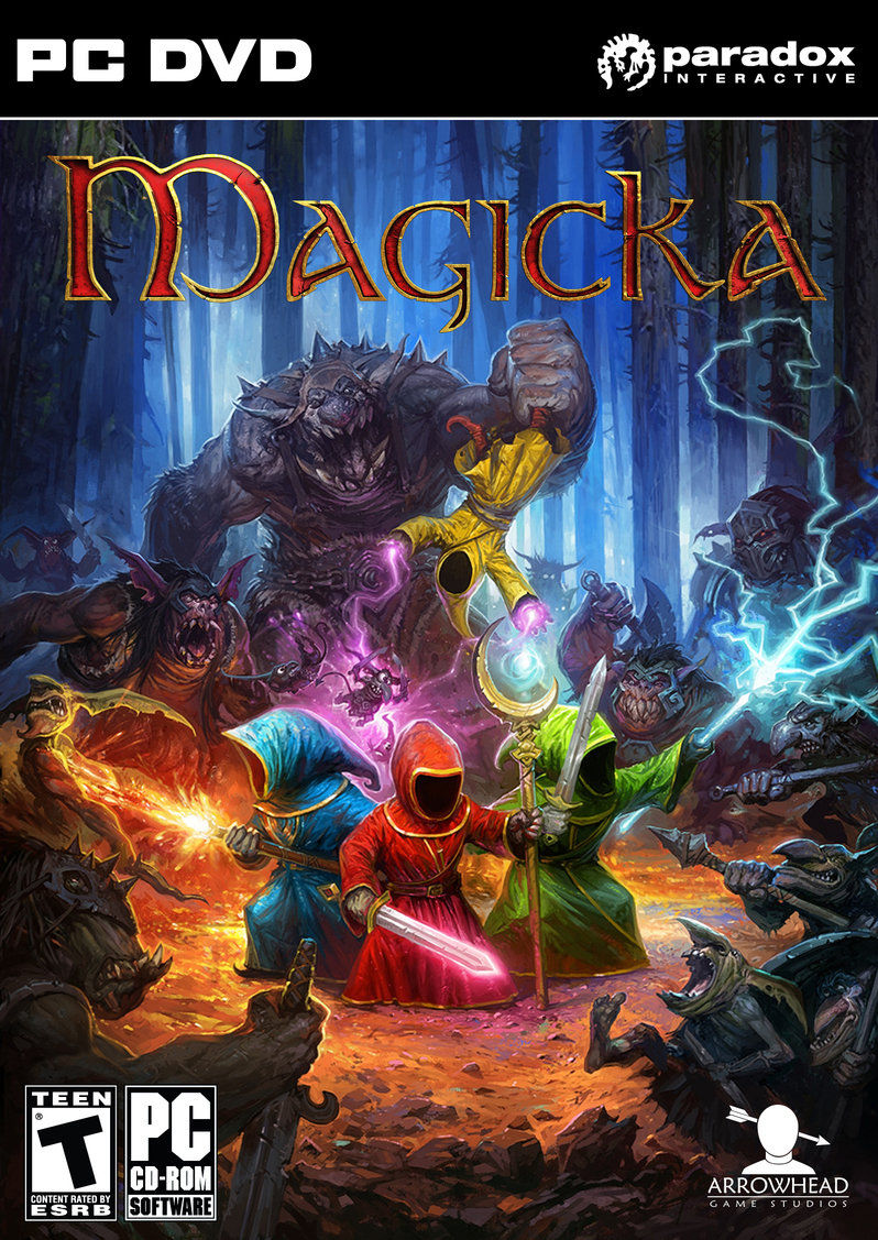 Magicka (Steam) RU/CIS