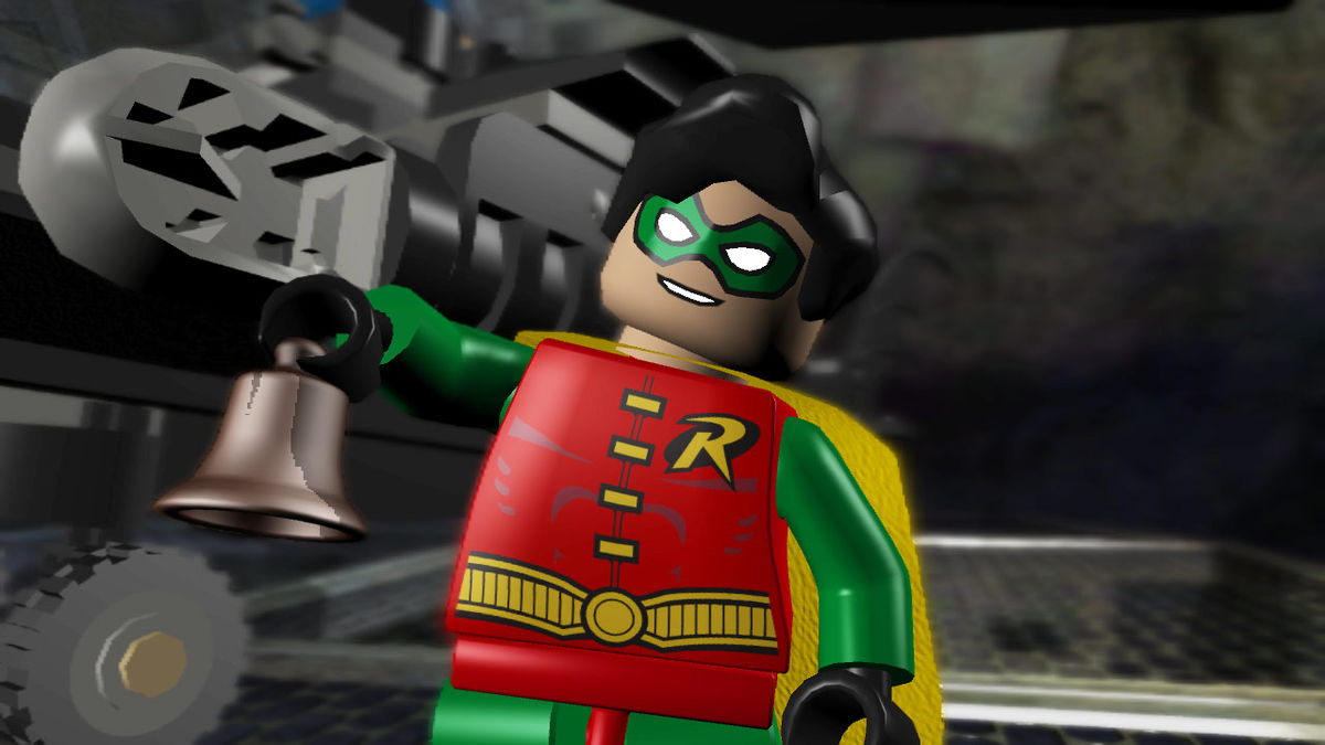 LEGO Batman: The Videogame (Steam) Region Free