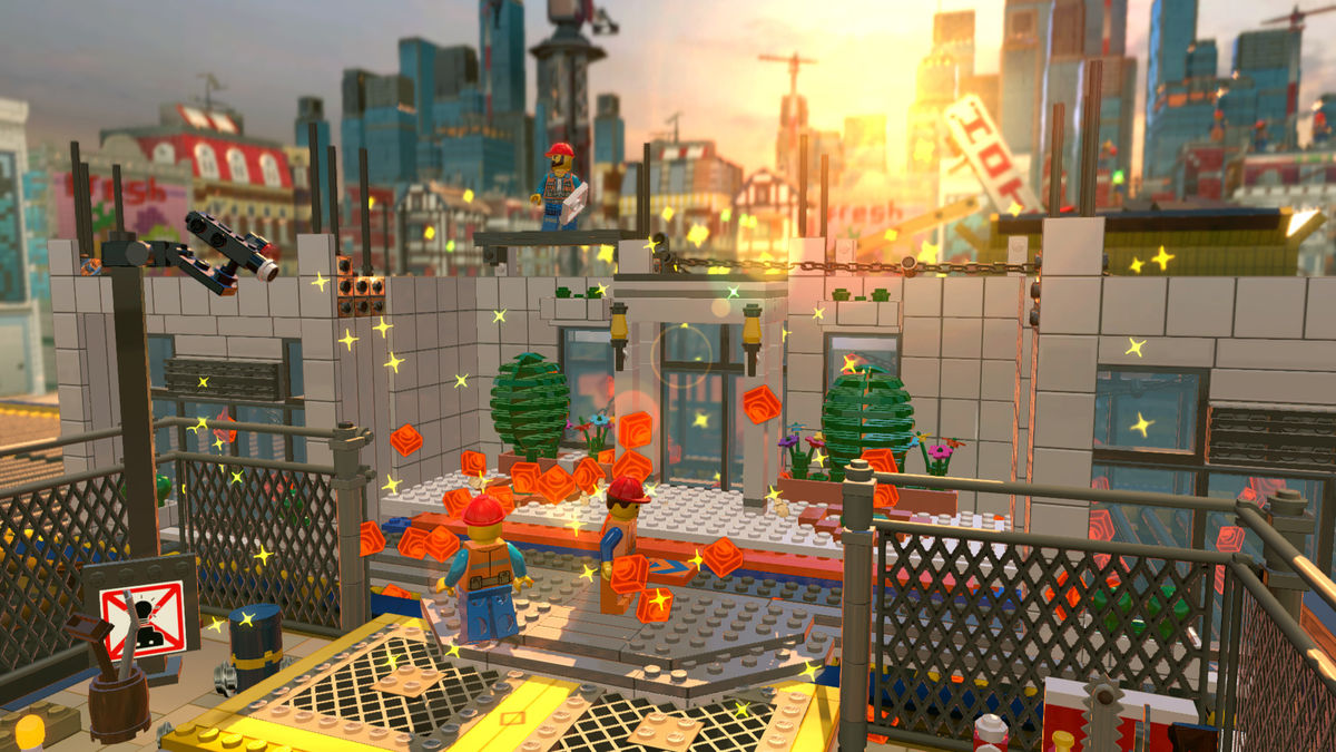 LEGO Movie Videogame (Steam) Region Free