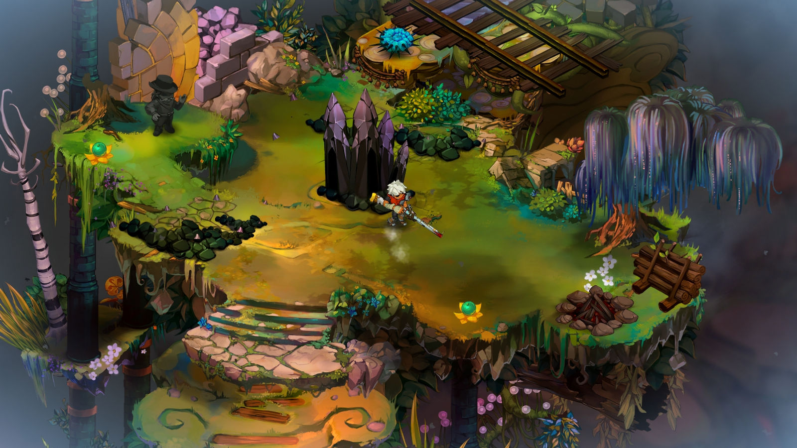 Bastion (Steam) Region Free