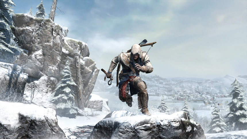 z Assassin's Creed 3 III (Uplay) RU/CIS