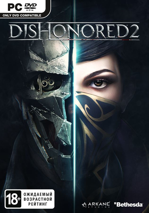 z Dishonored 2+Dishonored Definitive Edition (Steam) RU