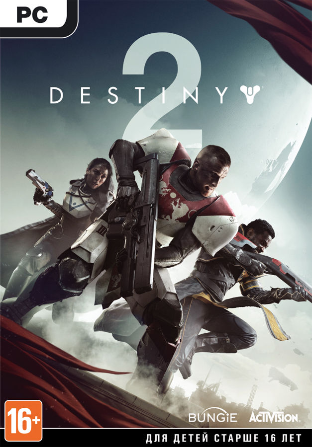 z Destiny 2 (Battle.net) RU/CIS