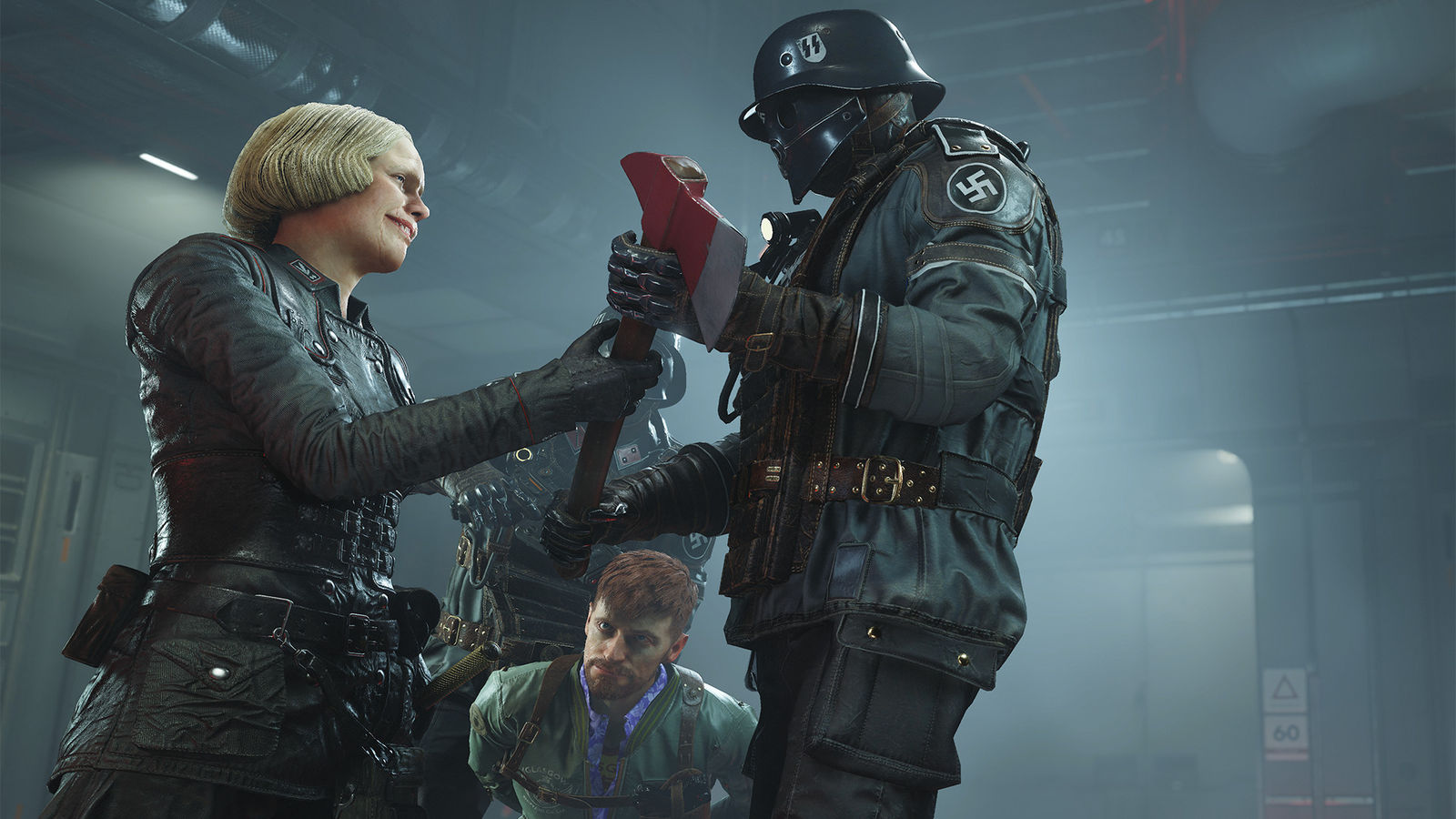 Wolfenstein 2 II: The New Colossus Deluxe(Steam) RU/CIS