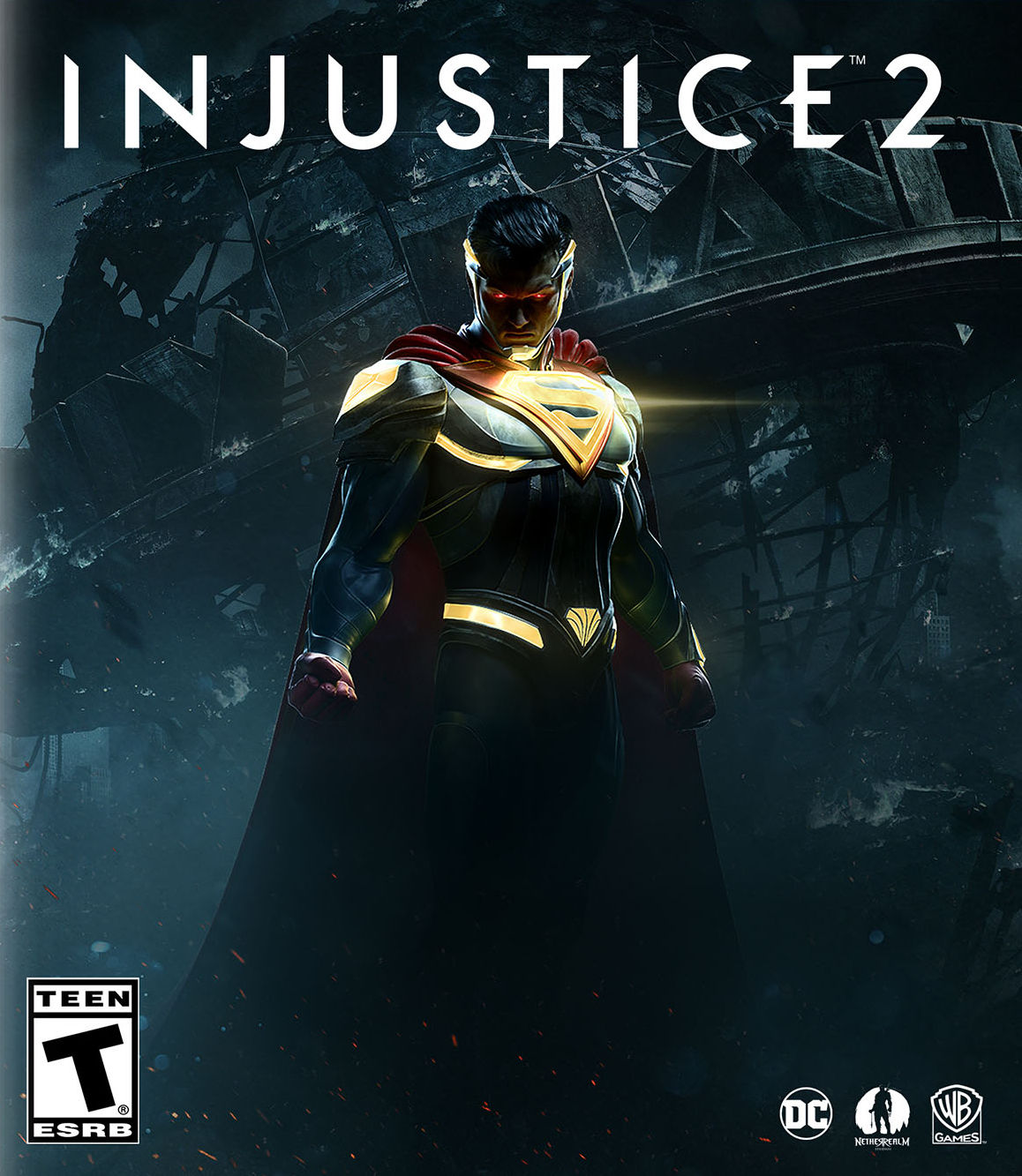 Injustice 2 (Steam) RU/CIS