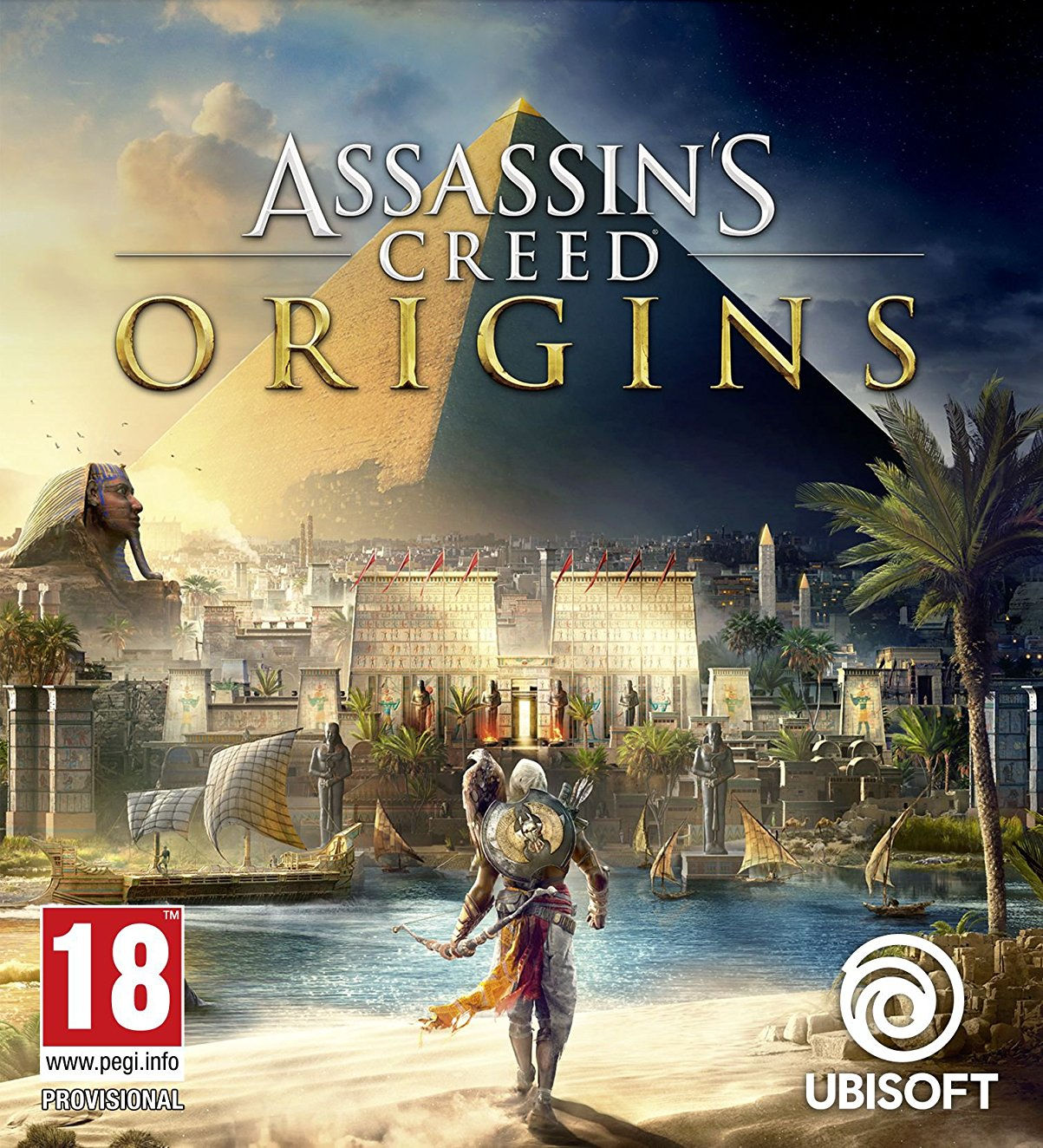 Assassin´s Creed Origins (Uplay) RU/CIS