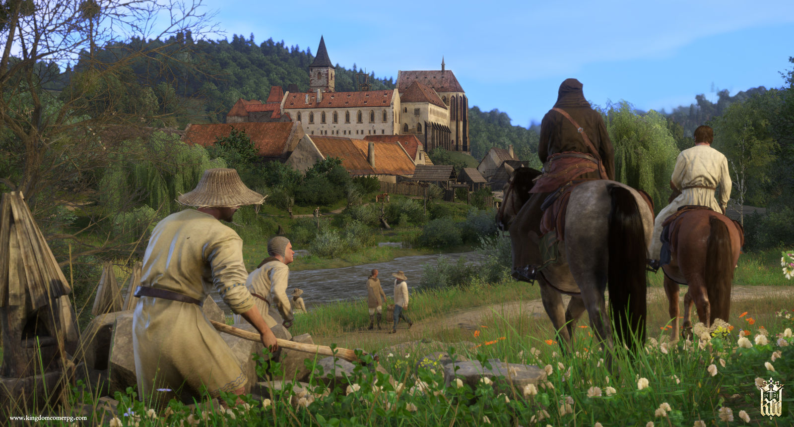 Kingdom Come: Deliverance + DLC (Steam) RU/CIS