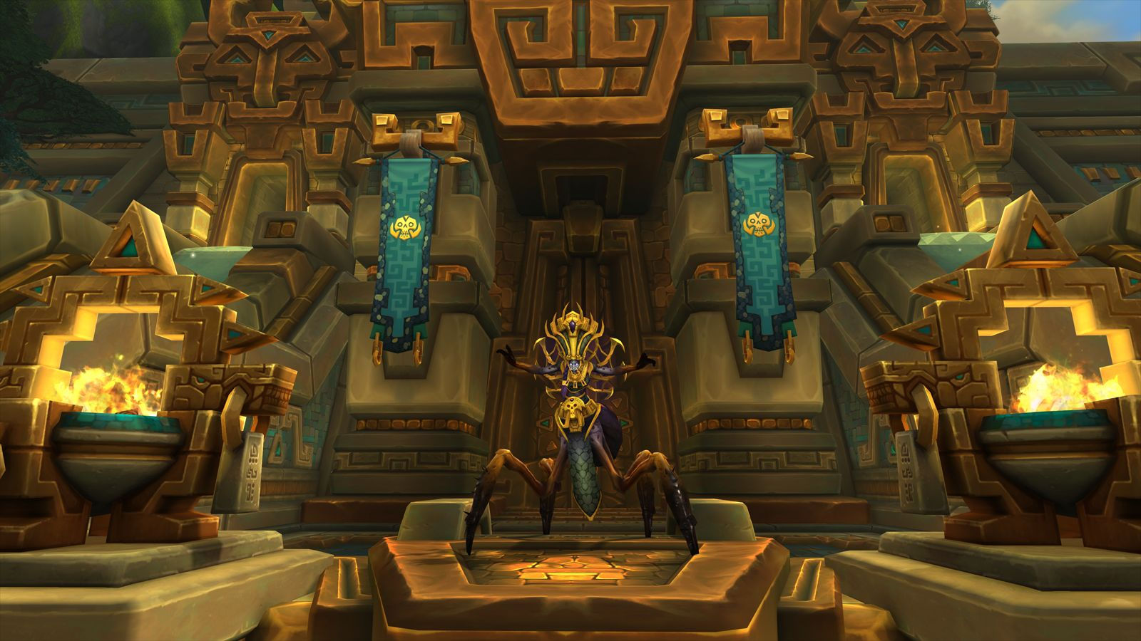 z World of Warcraft: Battle for Azeroth +110 lvl RU/CIS