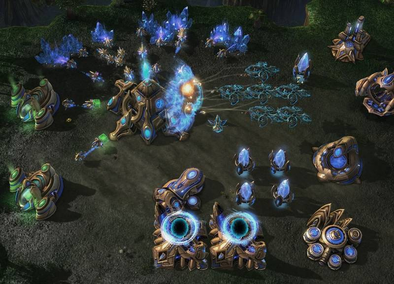 z StarCraft 2 II: Wings of Liberty (Battle.net)
