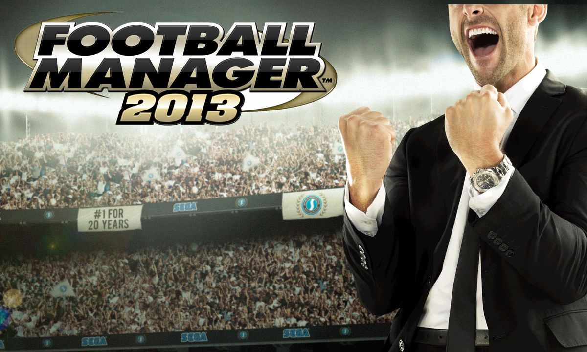 z Football Manager 2013 RU (Steam Gift/RU/CIS)