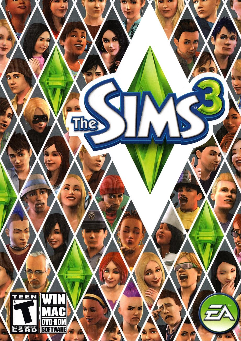 z The Sims 3 + 3 Starter Pack DLC(RegionFree/Multilang)