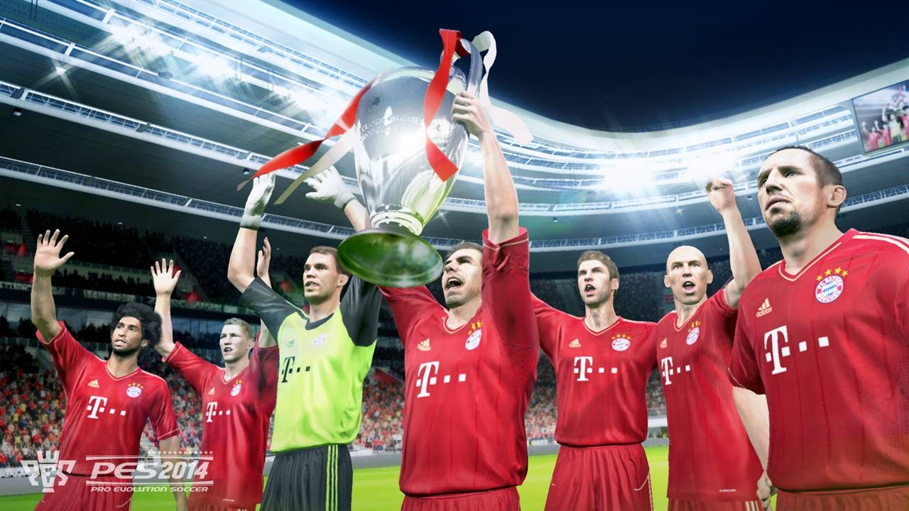 z Pro Evolution Soccer 2014 - PES 2014 (RegFree)