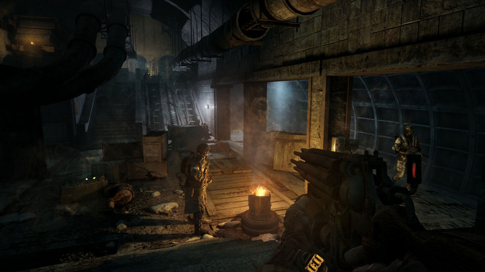 Metro 2033 Redux (Steam) RU/CIS