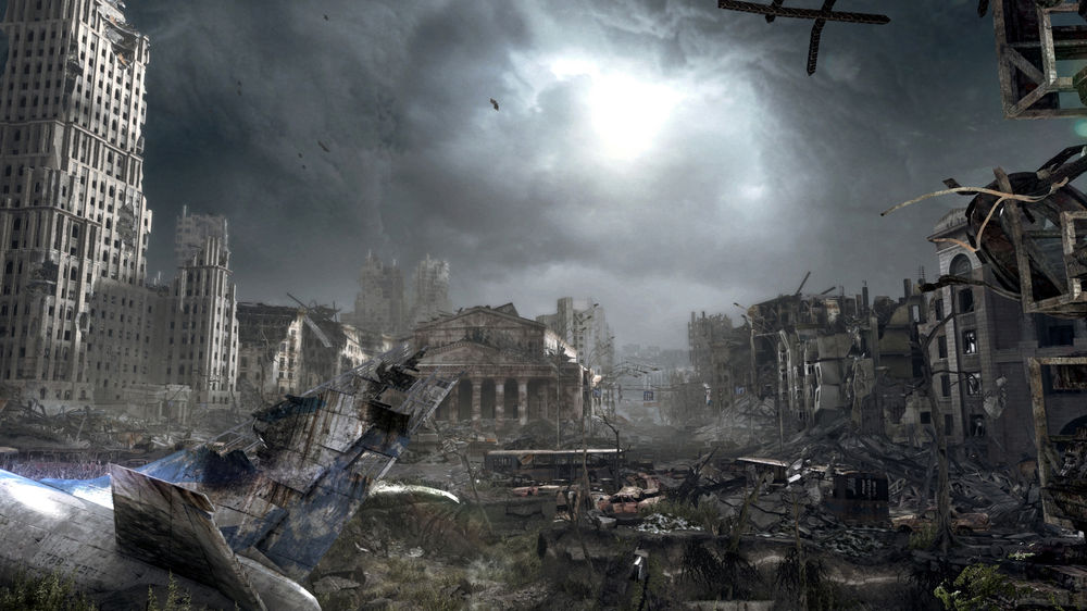 Metro: Last Light Redux (Steam) RU/CIS