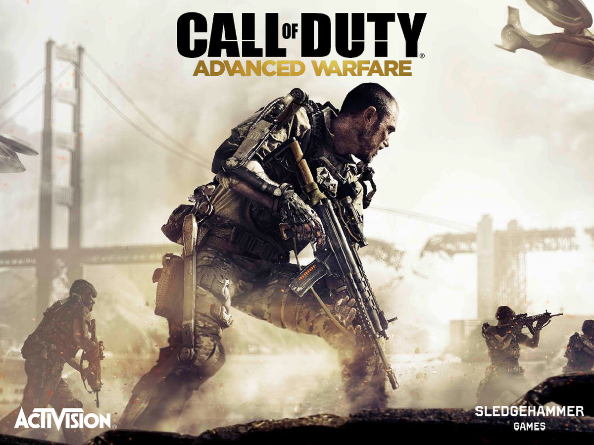 Call of Duty: Advanced Warfare (Steam) RU/CIS
