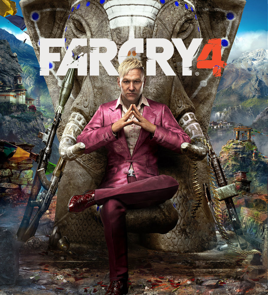Far Cry 4 Gold Edition (Uplay) RU/CIS