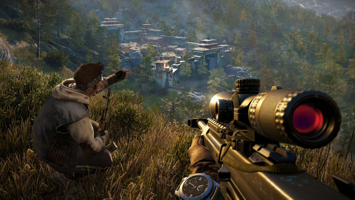 z Far Cry 4 (Uplay) RU/CIS