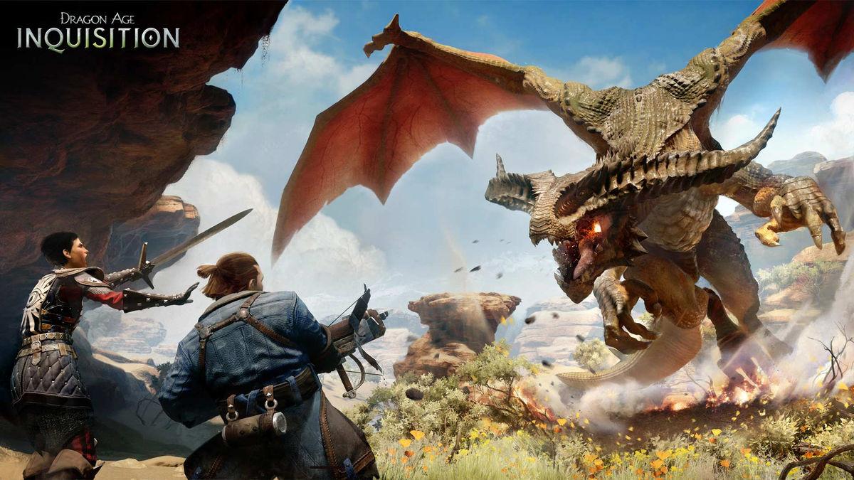 Секрет: Как убить драконов в Dragon Age: Inquisition