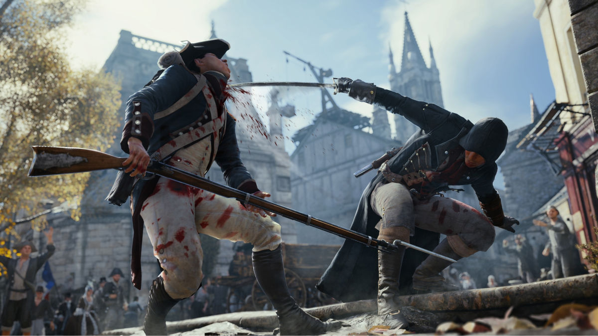 Assassin's Creed Unity + DLC (Uplay) RU/CIS