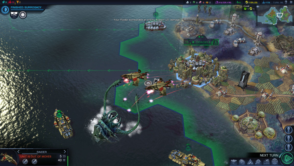 Civilization: Beyond Earth + Экзопланеты (Steam) RU/CIS