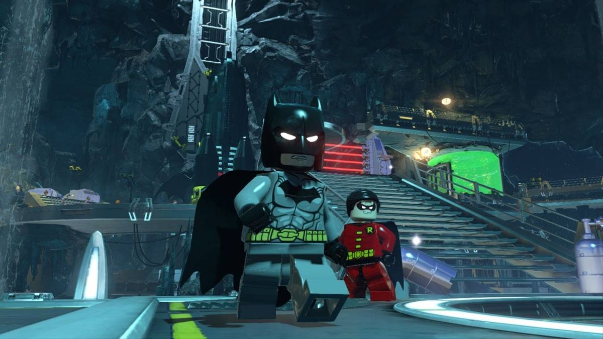 LEGO Batman 3: Beyond Gotham (Steam) RU/CIS