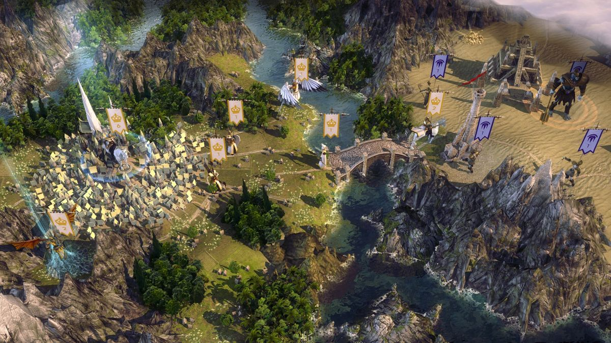 Age of Wonders 3 III (Steam) RU/CIS