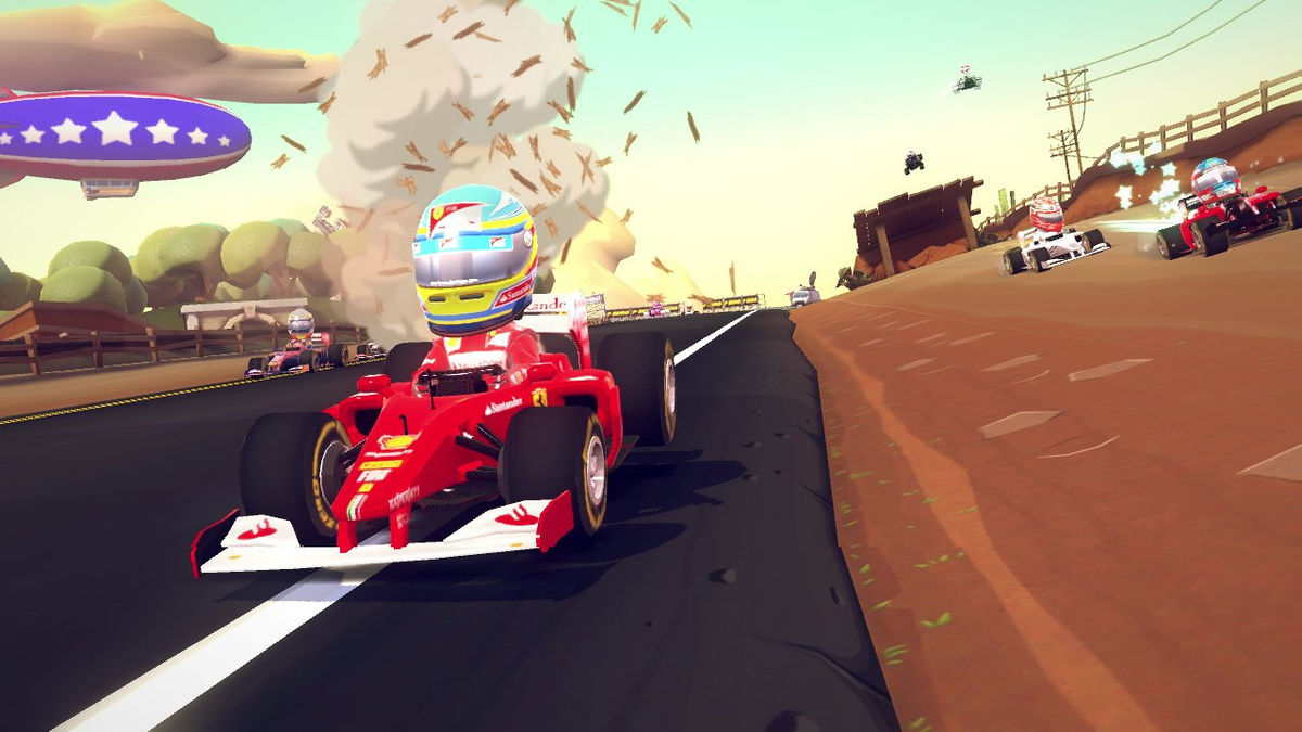z F1 Race Stars (Steam) + СКИДКИ