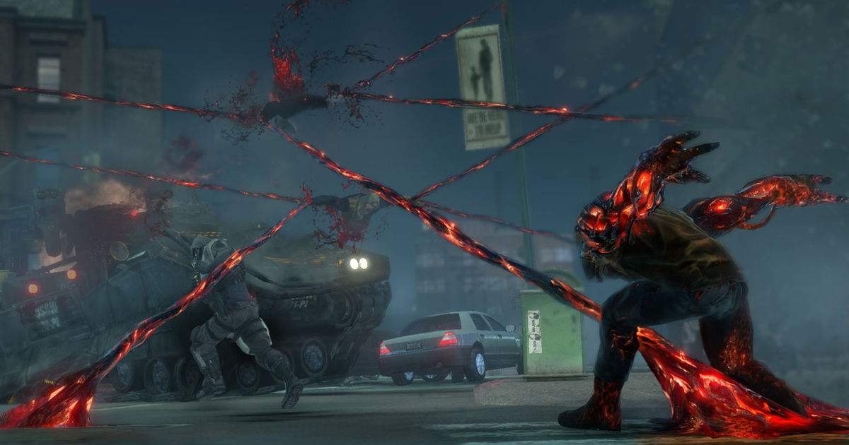 Prototype 2 + Radnet (Steam) RU/CIS