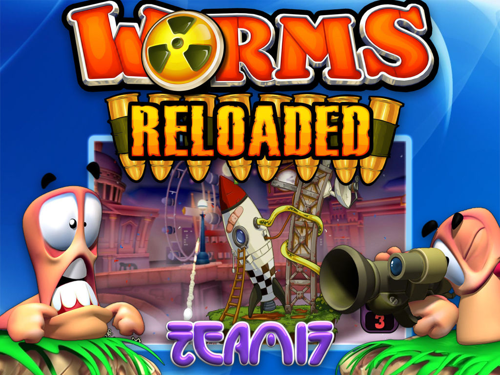 z Worms Reloaded (Steam) + СКИДКИ