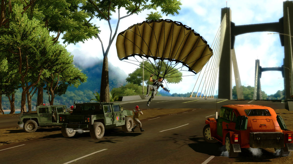 z Just Cause 2 (Steam) + СКИДКИ
