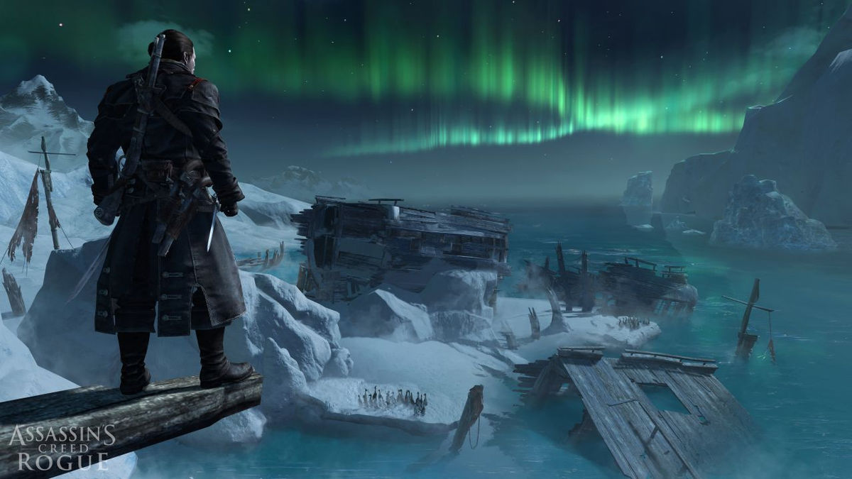 Assassin's Creed Rogue (Uplay) RU/CIS