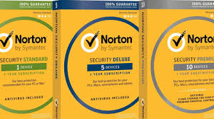 Norton Security- 2018 5PC 90 days NOT ACTIVATED KEY