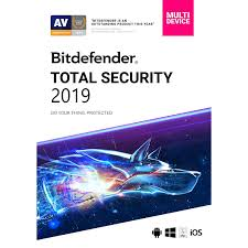 Bitdefender Total Security 2019 key 180 days 5 devices