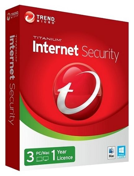 Trend Micro Internet Security 1 year / 3 device (KEY)